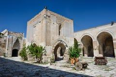 Caravanseray de Sultanhani en el camino de seda, Turquía Fotos de archivo libres de regalías
