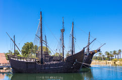 Caravels Stock Image