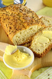 Caraway Seed Loaf Royalty Free Stock Photography