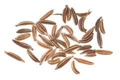 Caraway seeds Royalty Free Stock Photos