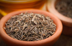 Caraway seeds Royalty Free Stock Photography