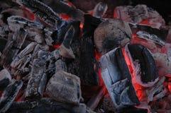 Carbón Fotos de archivo libres de regalías