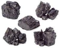 carbón Imagenes de archivo