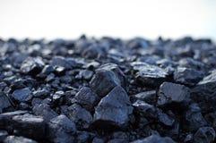Carbón de antracita Fotografía de archivo libre de regalías
