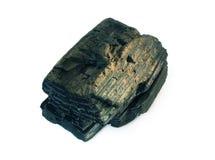 Carbón de leña imagen de archivo