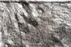 Carbón de leña en textura drowing del fondo del papel Imagen de archivo