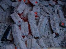 Carbón de leña de Yunnan Kunming fotografía de archivo libre de regalías
