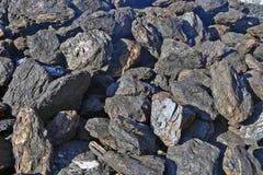 Carbón para el invierno Imagen de archivo libre de regalías