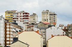 Carballino (Spagna) Fotografie Stock