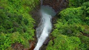 Carbet Falls - Les Chutes Du Carbet, Islands Of Guadeloupe: Grande-Terre, Marie-Galante, Basse-Terre, Les Saintes, La Desirade Royalty Free Stock Images
