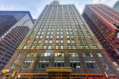Carbide and Carbon Building - Chicago stock photography