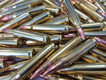 Carbine Ammunition Royalty Free Stock Image