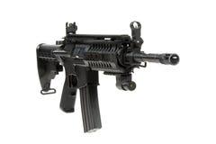 Carbine M4 modificado fotos de stock royalty free