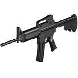 Carbine M4A1 ilustração do vetor
