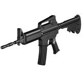 Carbine M4A1 Fotos de Stock Royalty Free