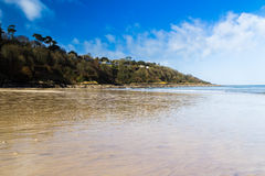 Carbis Bay Cornwall Royalty Free Stock Photography