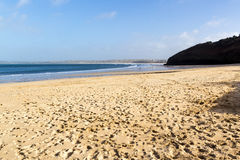 Carbis Bay Cornwall Stock Images