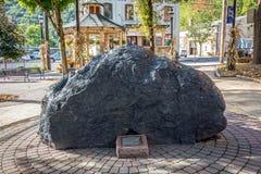 Carbón Jim Thorpe de Antracite Fotografía de archivo libre de regalías