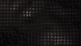 Carbo cubes background. Carbon fiber 3d cubes background Royalty Free Stock Photo