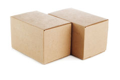 Carboard box Royalty Free Stock Image