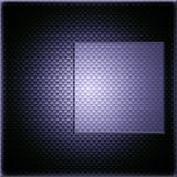 Carbon background. Abstract gray carbon background frame royalty free illustration