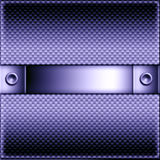Carbon background. Abstract gray panel carbon background stock illustration