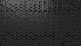 Carbon Background Royalty Free Stock Images