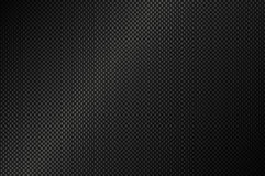 Carbon black abstract background, modern metallic look. Vector illustration Royalty Free Stock Photography