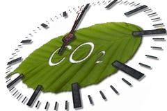 Carbon dioxide Royalty Free Stock Photos