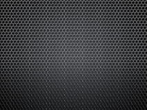 Carbon Dots Background Stock Image
