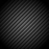 Carbon fiber. Vector illustration of a carbon fiber texture Stock Images