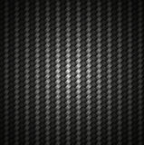 Carbon fiber. Bound crosswise fibers, vector graphics Royalty Free Stock Photography
