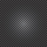Carbon Fiber. A carbon fiber texture with radial lighting - vector format Royalty Free Stock Photo