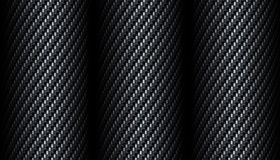 Carbon fiber background. Black texture Royalty Free Stock Image