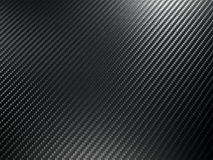 Carbon fiber background Stock Image