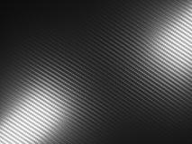 Carbon fiber background Stock Image