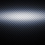 Carbon fiber background Royalty Free Stock Image