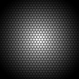 Carbon fiber background with octagonal shapes. Repeatable geome. Try - Royalty free vector illustration stock illustration