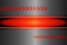 Carbon Fiber Black Background. Texture - High Detail Stock Image