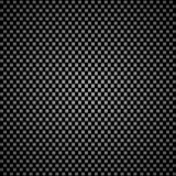 Carbon fiber black and silver background Royalty Free Stock Images