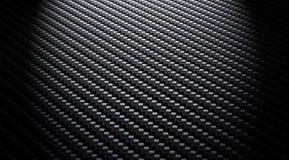 Carbon fiber black texture Royalty Free Stock Photos