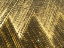 Carbon fiber detail_01. Detail of carbon fiber windings on a rocket case Royalty Free Stock Images