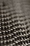 Carbon fiber detail Royalty Free Stock Photo