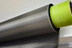 Carbon fiber kevlar background Stock Photo