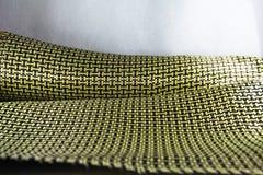 Carbon fiber kevlar background Royalty Free Stock Images