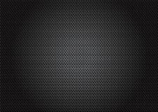 Carbon fiber material - Vector Royalty Free Stock Images