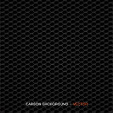 Carbon fiber material - Vector Royalty Free Stock Photos