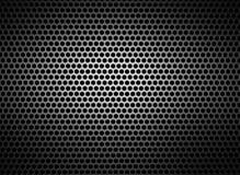 Carbon fiber metal pattern Stock Photo