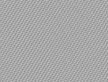 Carbon fiber pattern. White carbon fiber pattern Royalty Free Stock Images