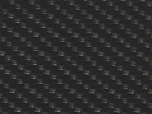 Carbon Fiber RAW Texture. On plane background royalty free illustration